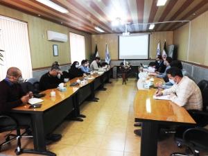برگزاری جلسه برنامه بودجه شرکت های منطقه شمالغرب در شرکت کشت و صنعت دشت خرم دره